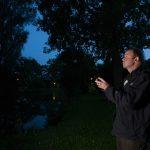 Vleermuizen zoeken met een bat detector
